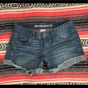 Mossimo Supply Co. Jean Shorts / Size 7
